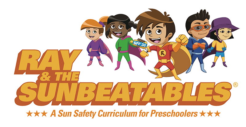 Sunbeatables Pre-K Logo